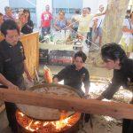 Concurso International de paella en Sueca