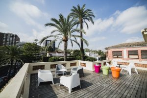Hispania terraza superior