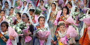 Ofrenda infantil Hispania