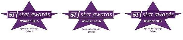 ST Awards 2017 2016 2015 Hispania H