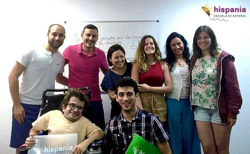 Curso Formación Profesores ELE Hispania, esucela de español