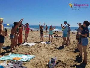 Playa-actividad