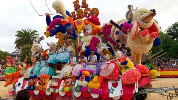Feria Julio batalla flores