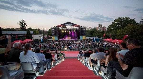 Feria Julio conciertos