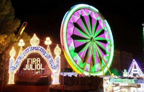 Feria Julio Valencia