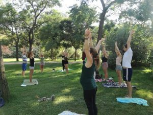 Hispania Yoga