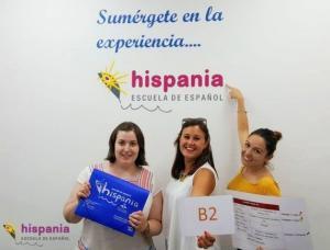 Examen DELE Hispania