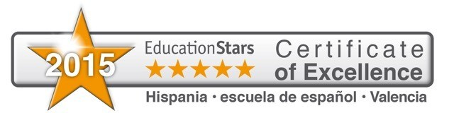 2015 EducationStars Certificate of Excellence hispania valencia