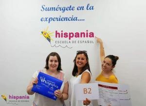 Dele Julio Hispania, escuela de español