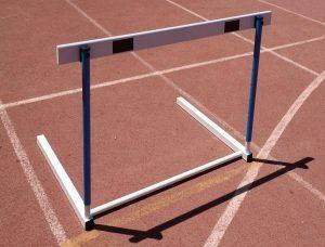 valla atletismo, Hispania, escuela de español