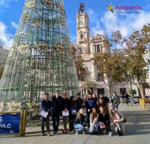 Yinkana Navidad Hispania