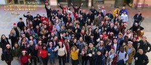 Feliz Navidad Hispania, escuela de español