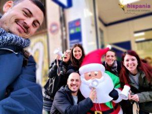 Yincana Navidad Hispania profesores