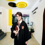 Harry Potter en Hispania, escuela de español