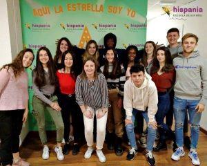 Estudiantes Hispania