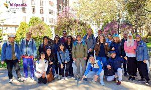 Yinkana Hispania escuela de español