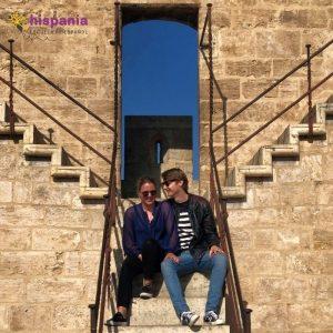 Axel en Torres de Serrano