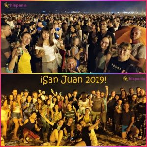 Estudiantes San Juan Hispania escuela de español