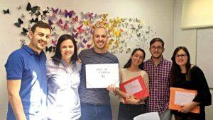 Profesores examen DELE Hispania, escuela de español