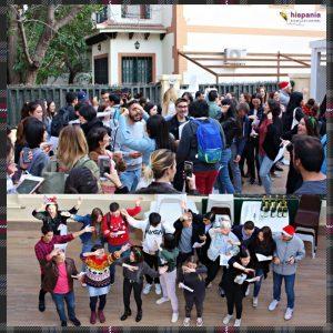 Villancicos Hispania, escuela de español 2019