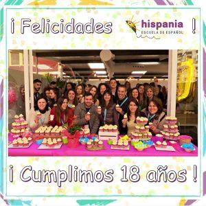 Cumpleaños Hispania