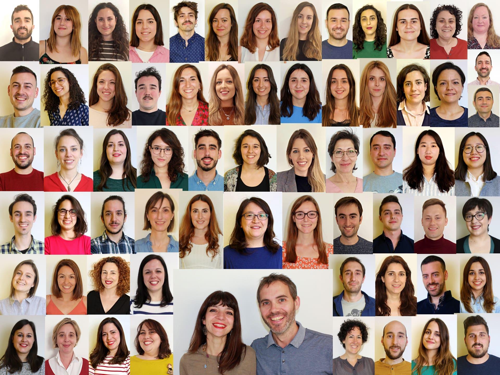 equipo Hispania, escuela de español