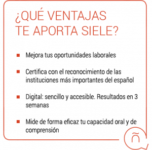 Ventajas SIELE