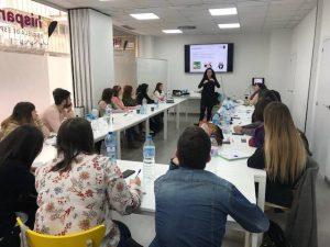 curso formación interna Hispania escuela de español