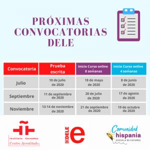 Promoción curso DELE_FECHAS