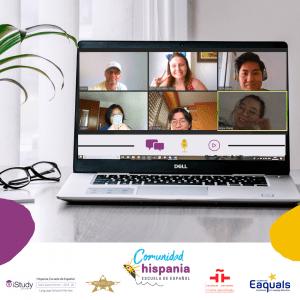 Cristina Mira Comunidad Hispania