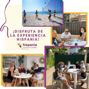 Experiencia Hispania