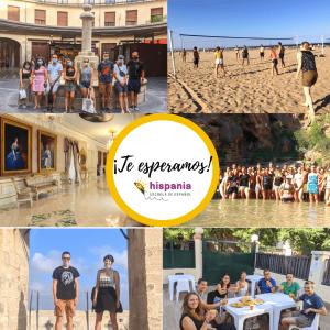 Actividades semanales en Hispania escuela de español