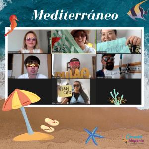 Mediterráneo clases online Comunidad Hispania