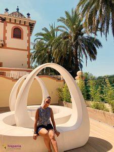 Entrevista a nuestra querida estudiante de Hispania, escuela de español Carolina Rota