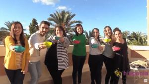 Clase Salmorejo Semana Digital del español