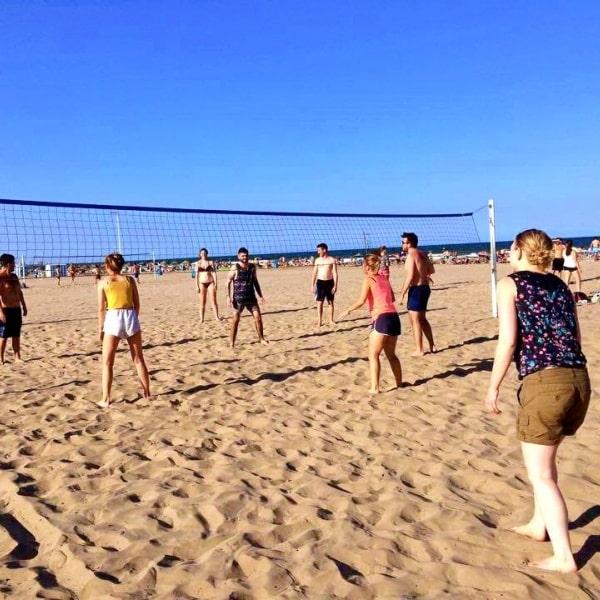 Deportes 1 Deportes en la playa