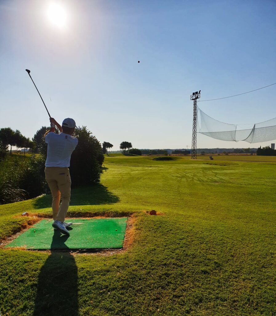 Curso de español plus. Español y golf en Valencia