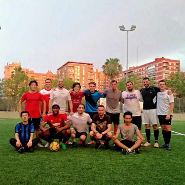 Futbol - español plus