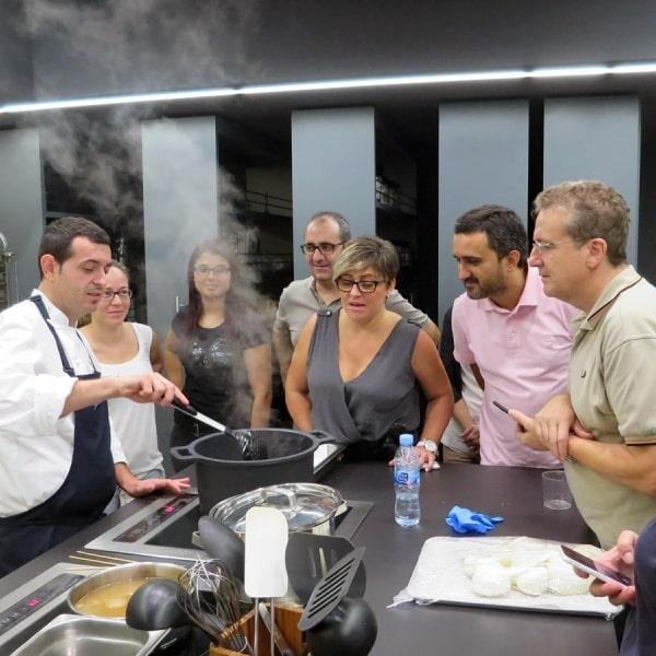 Gastronomía 6 Máster Class de cocina con Ricard Camarena