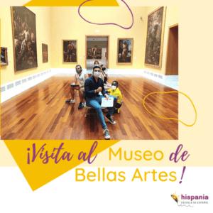 Noticia 4_Visita al Museo de Bellas Artes