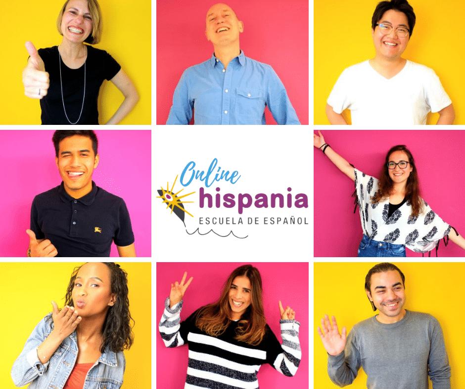 Hispania Online escuela de español online