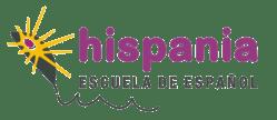 Logo Hispania escuela de español