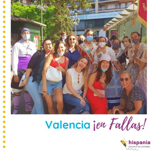 Valencia en Fallas (1)