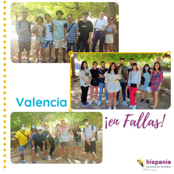 Valencia en Fallas (2)